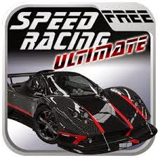 Game Speed Racing Ultimate 2 For Android logo cover by jembercyber