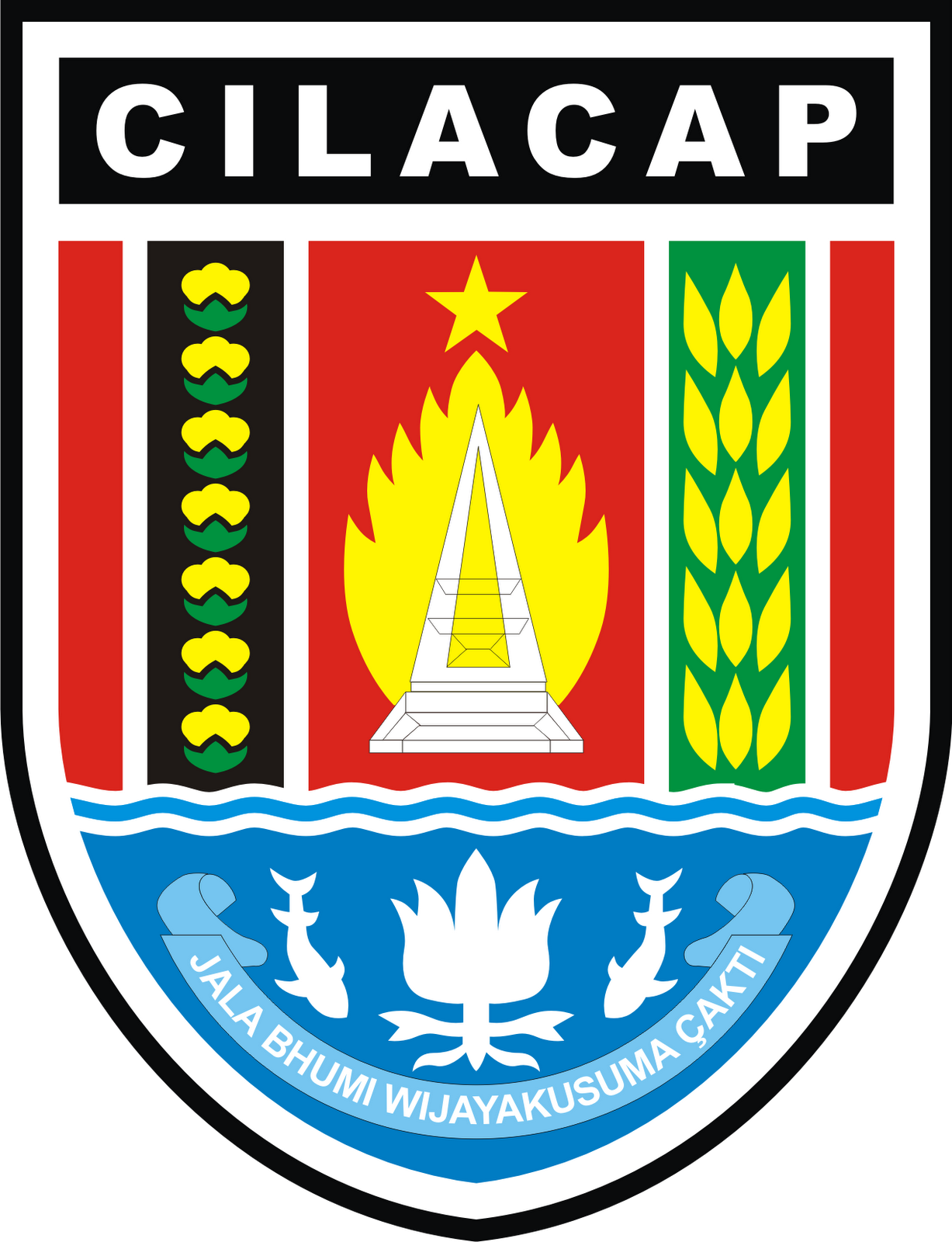 Logo Kabupaten Cilacap Ardi La Madi S Blog