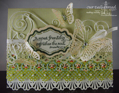 All Occasion Sentiments, Antique Label Designs & Dies, Special Blend