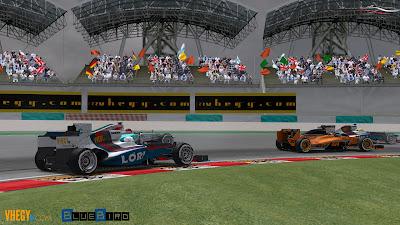 BlueBird Racing, Maláj Nagydíj, Formula-1 Szentliga, Szentliga, F1, sport, szimulátorbajnokság,