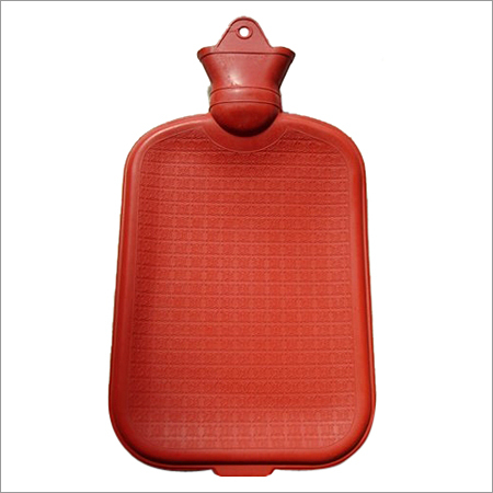 A hot water bottle