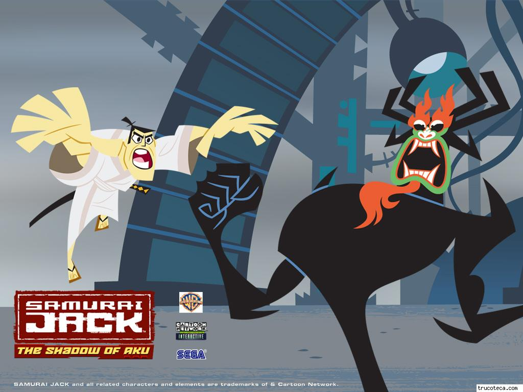 Samurai Jack Animated Cartoon Series