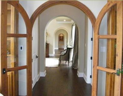 Fotos y dise os de puertas puertas de madera principales for Disenos de puertas principales de madera