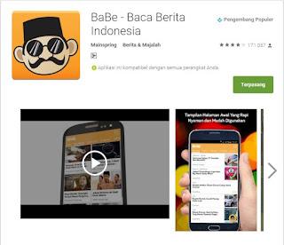 aplikasi berita babe