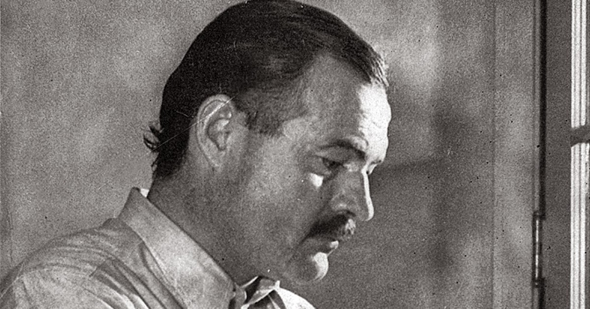 """ernest hemingway a canary for one The story under consideration is """"a canary for one"""" written by ernest hemingway  he was an american author and journalist his economical."""