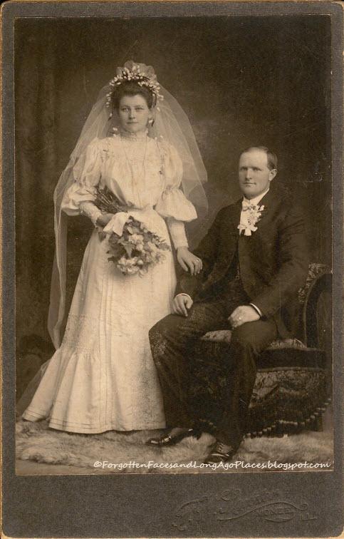 and long ago places wedding wednesday elegant monee il couple