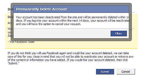 फेसबुक एफबी अकाउंट को डिलीट या डिसएबल कैसे करें