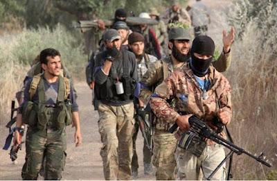 أخر الأخبار السورية اليوم: مقاتلو المعارضة السورية التى دربتها أمريكا سلمت أسلحتها إلى جبهة النصرة