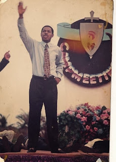 Pastor Chris Oyakhilome old Photo Picture 1997