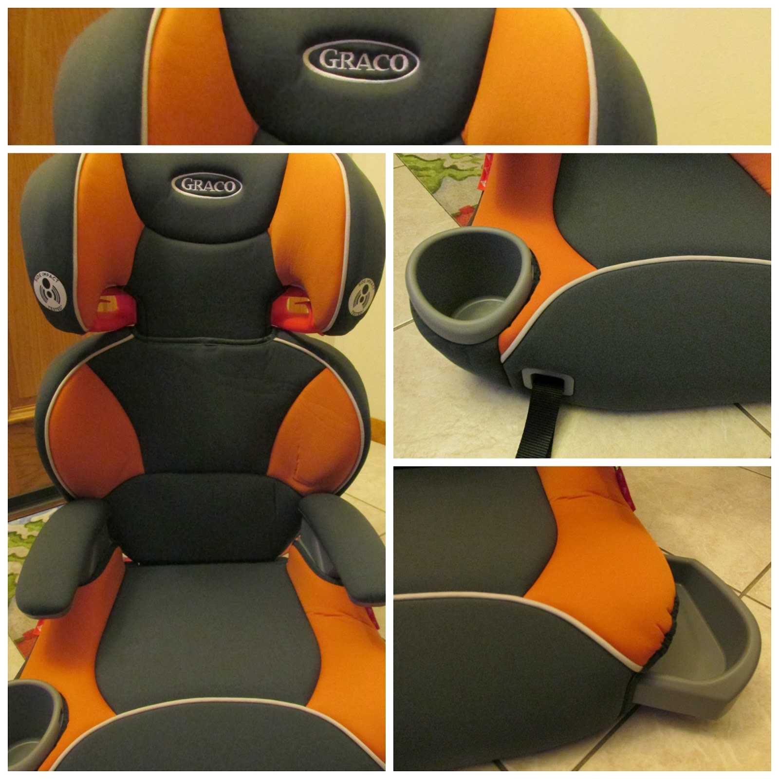 Car Seat Laws For 2014 Graco AFFIX Booster Leads In