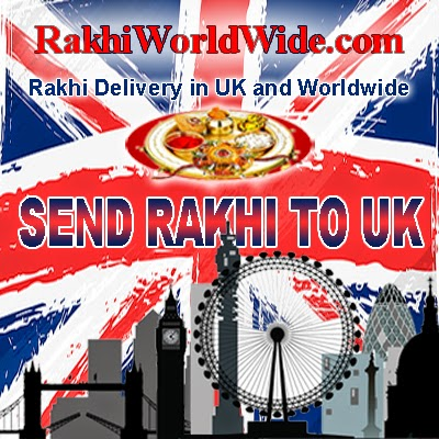 Send Rakhi Gifts to UK
