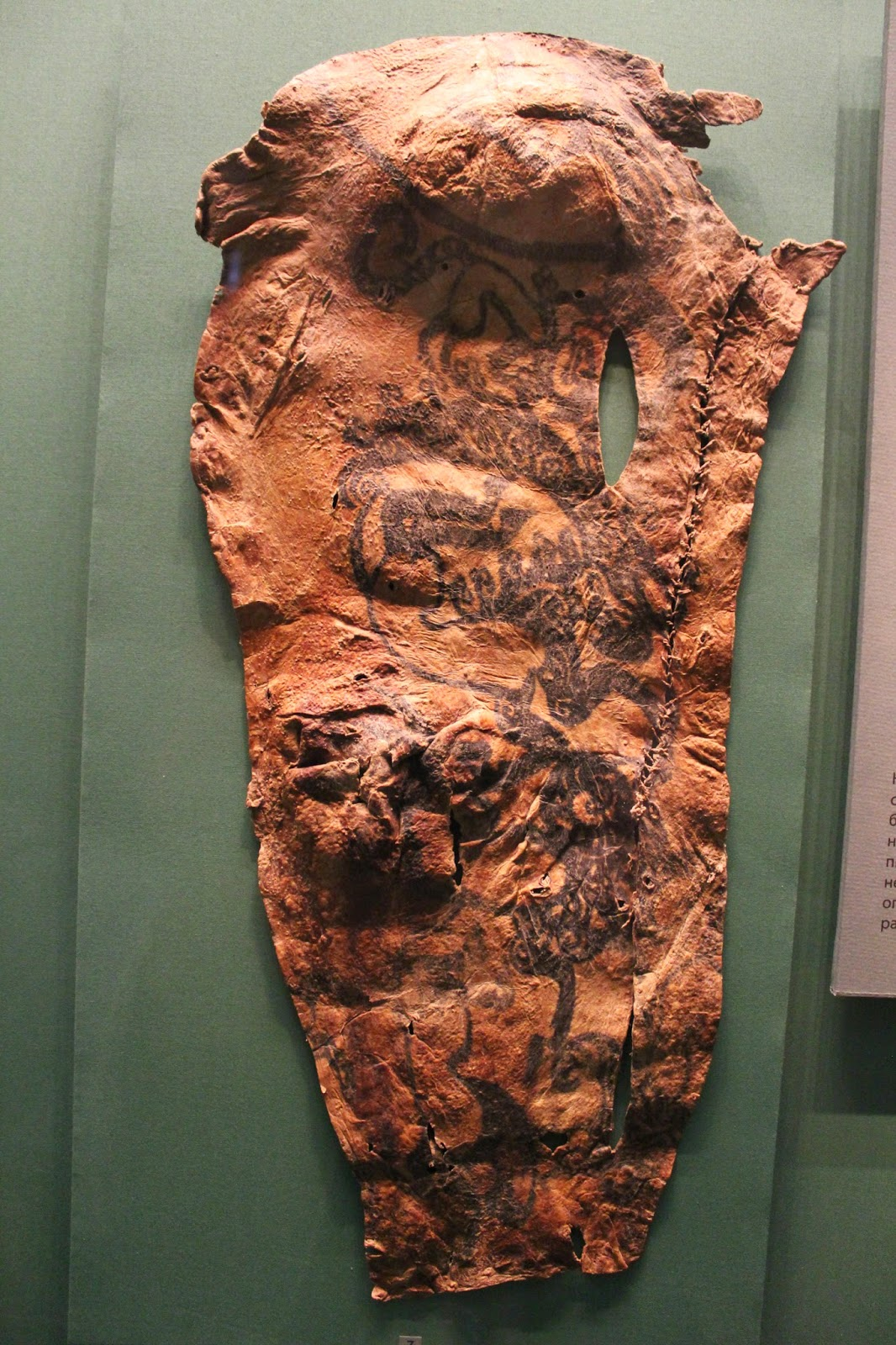 Mummy Tattoos From The Hermitage