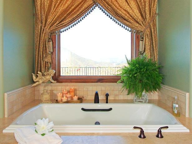 Romantic Bathrooms Designs