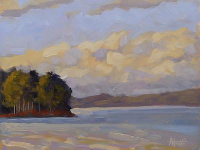 No. 347 - Lake Lanier Sky