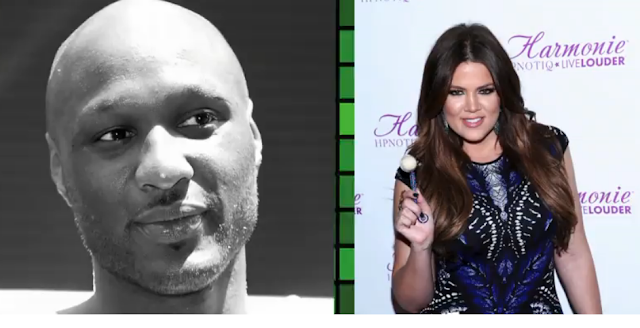 Khloe Kardashian Affair with Lamar Odom