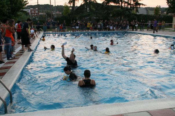 Divendres s 39 obre la piscina municipal amb entrada gratu ta for Piscina gratuita
