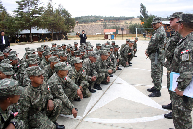Nuestro Ej U00e9rcito En Video  Comandante General Del Ej U00e9rcito