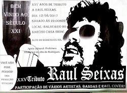 25º TRIBUTO A RAUL SEIXAS