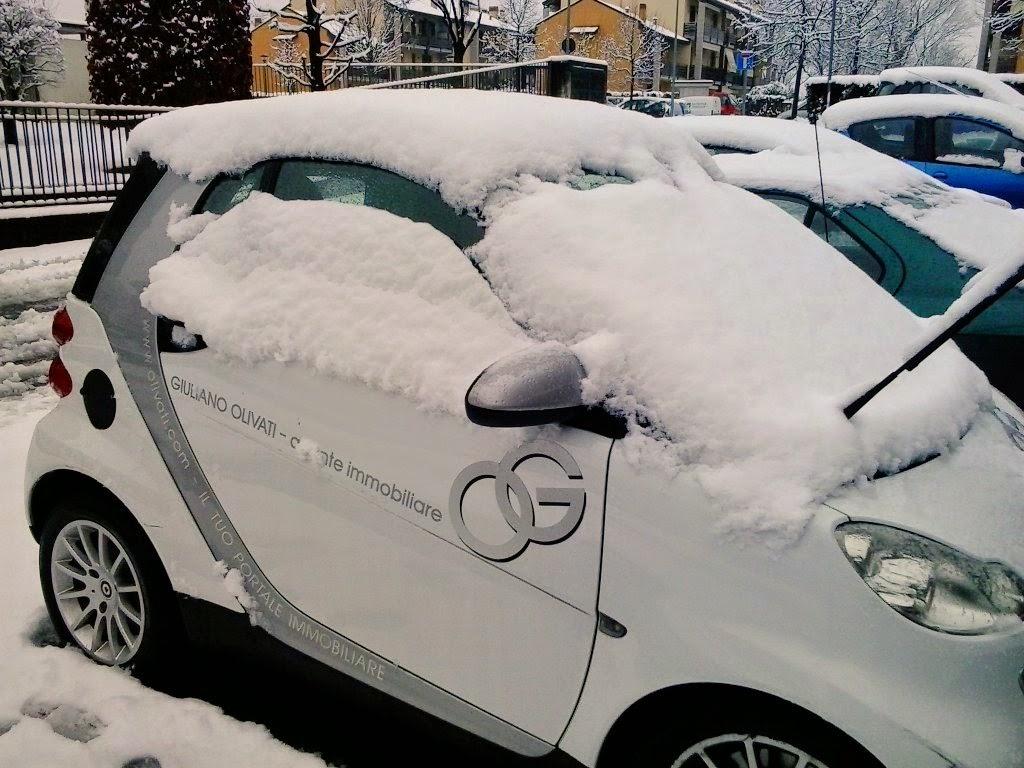 Bergamo immobiliare congelato tutta colpa della mia smart olivati immobiliare bergamo - Responsabilita agenzia immobiliare ...