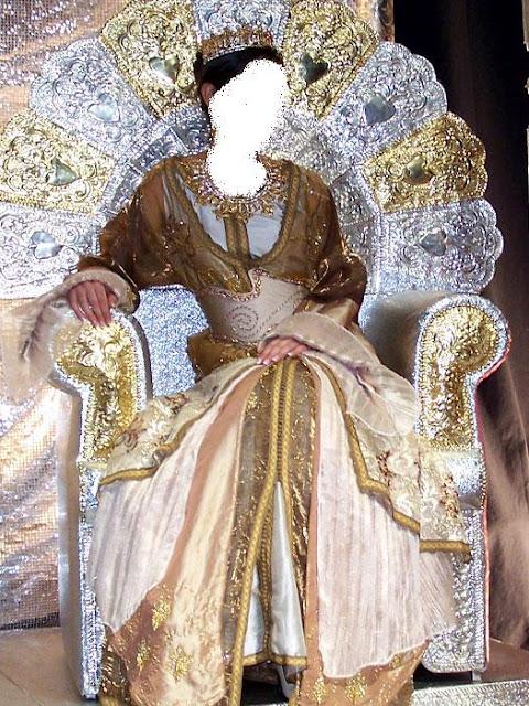 تصديرات العروس الجزائرية بالصور صيف 2014 09022122181073UR