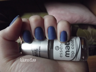 Essence Matt Top Coat