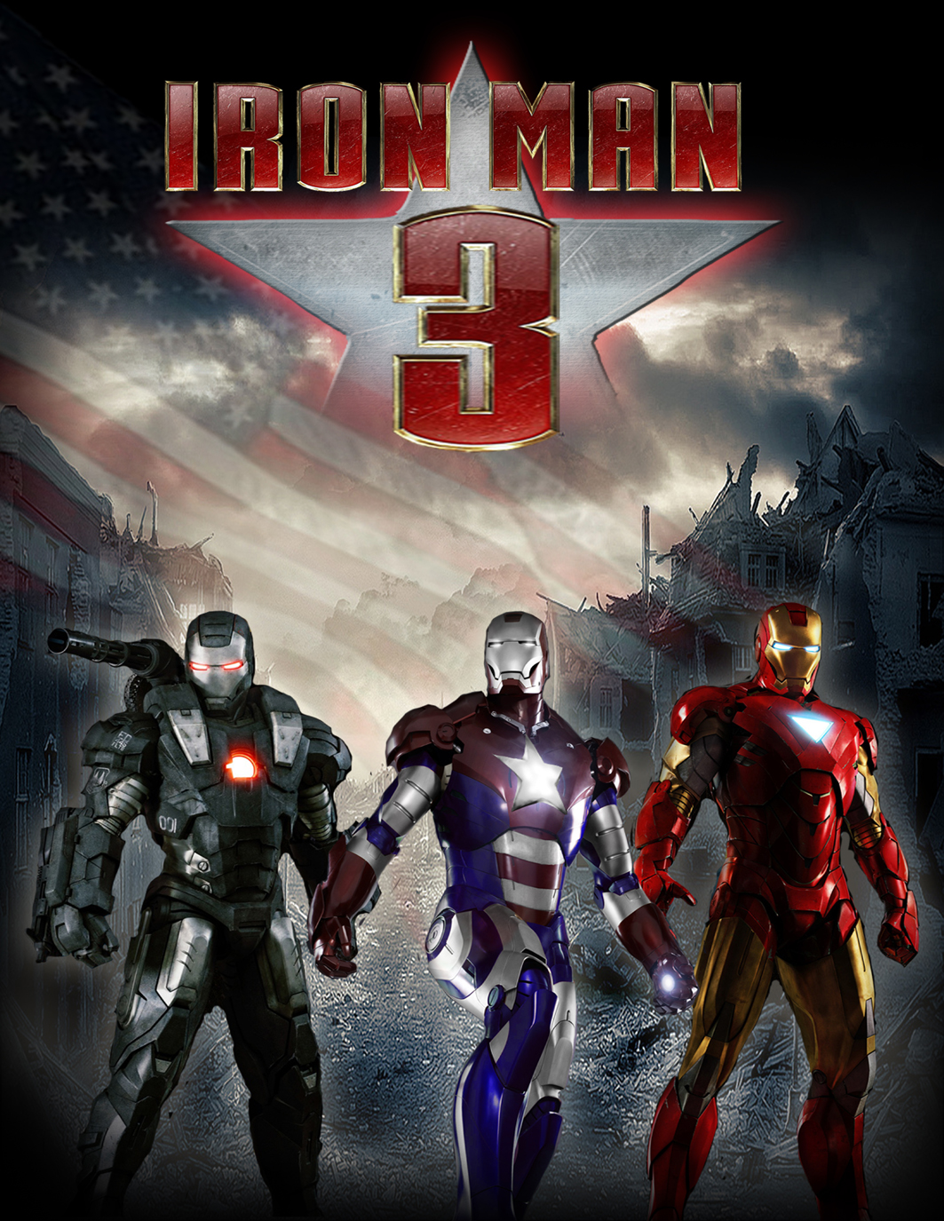 Ver Iron Man 3 (Ironman 3) (2013) Online