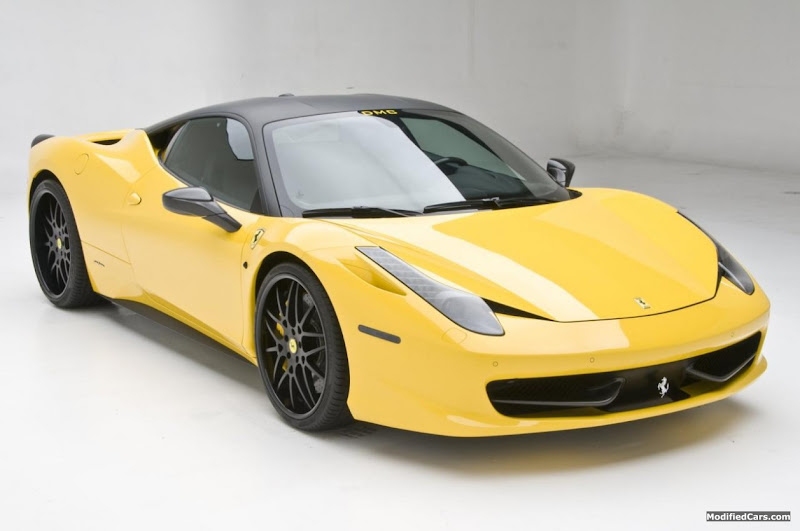 2011 dmc ferrari 458 milano gambar foto modifikasi mobil sport. Black Bedroom Furniture Sets. Home Design Ideas