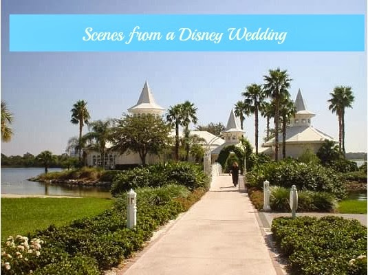 This Is The Disney Wedding Pavilion Where Our Ceremony Took Place