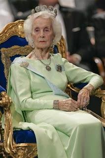 Princess Lilian Dies