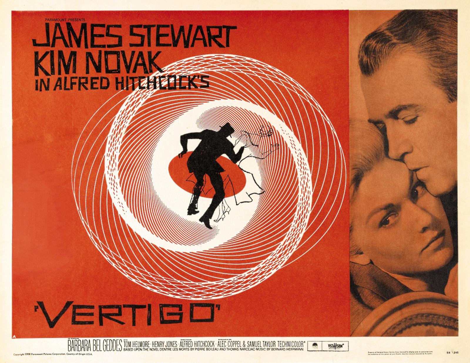 vertigo hitchcock Expanded hitchcock: vertigo saturday, january 28, 2017 / 2:00 pm - 5:00 pm  pollock theater screening format: 35mm film (85 minutes) with james katz.