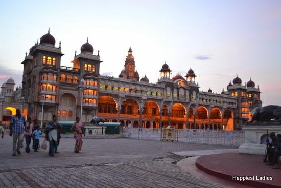 Amba Vila Mysore palace