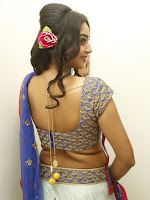 Angana Roy at Srimanthudu Audio Launch