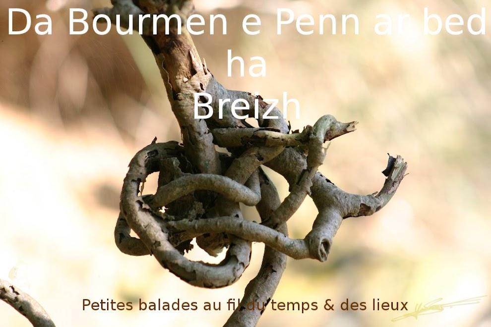 Da bourmen e Penn ar Bed ha Breizh