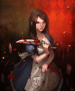 Galeria de imagens de Alice na RPG Vale