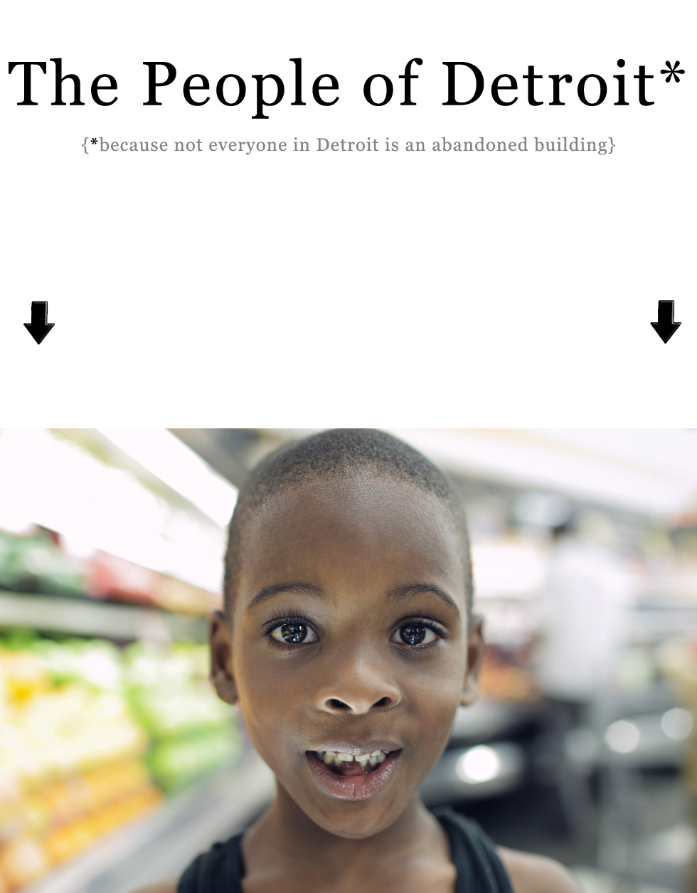 The People Of Detroit