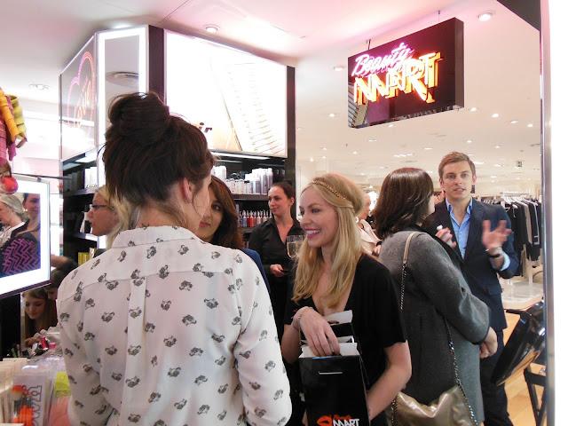 Beauty Mart Meet the Experts event