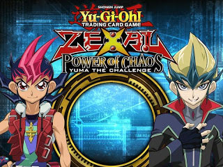 Yu-Gi-Oh! ZEXAL Power of Chaos - Yuma the Challenge
