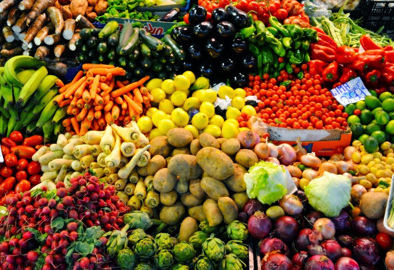 beberapa produk holtikultura impor yang membanjiri Jatim