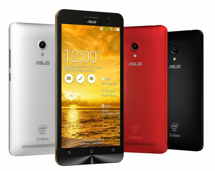 Asus Zenfone 5 Officially Priced ₱6,495 with 1.6GHz Intel Chip & 2GB RAM – Full Specs and Features