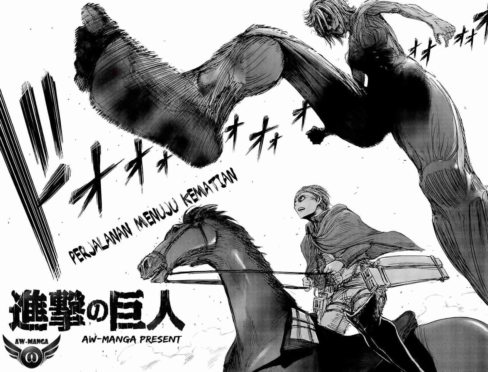 Komik shingeki no kyojin 023 - titan wanita 24 Indonesia shingeki no kyojin 023 - titan wanita Terbaru 6|Baca Manga Komik Indonesia|Mangacan