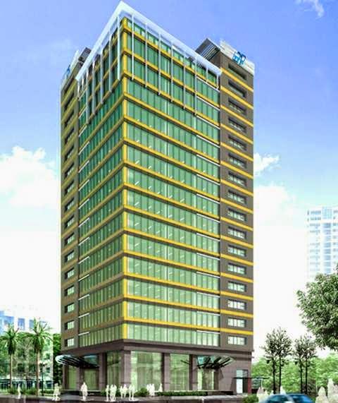 Tòa nhà TTC Duy Tân