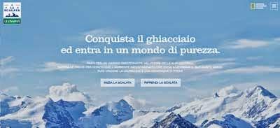 Levissima La Scalata contest