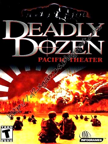 Free Download Games - Deadly Dozen 2 Pacific Theater