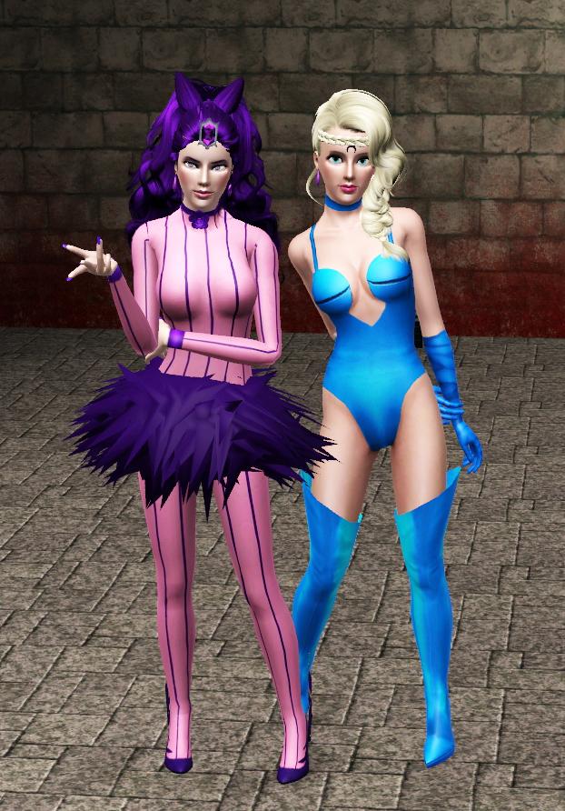 Sims 3 Black Moon Sister Ayakashi Part 01 Koan