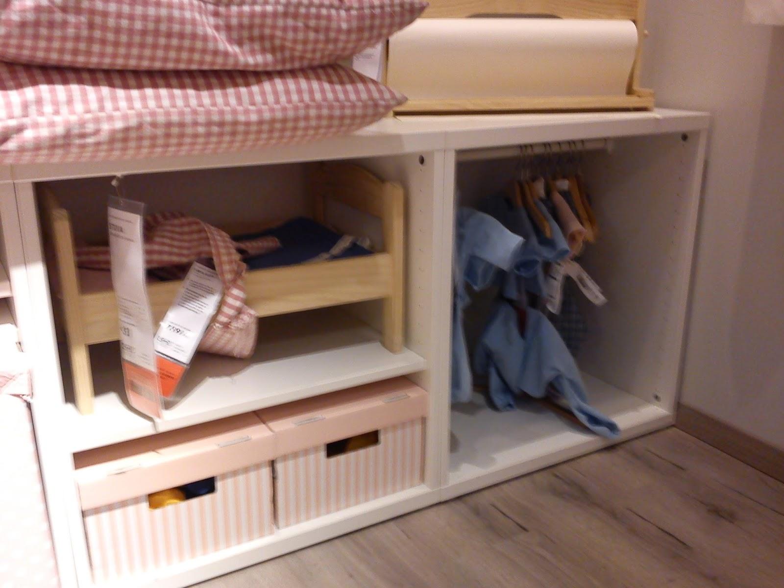 Ikea e momichan organizzazione x bimbi stuva - Ikea casa bambole ...
