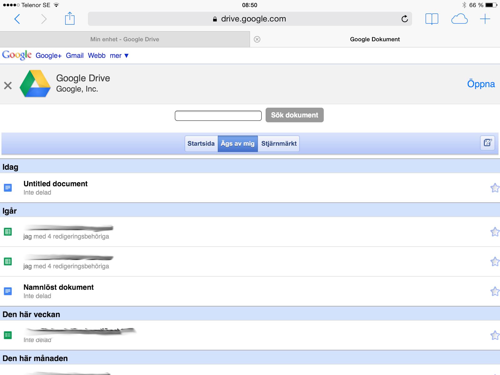 Logopeden I Skolan Så Här Fungerar Stava Rex För Google Docs På En IPad - Google dokument