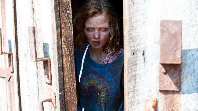 Sophia. The Walking Dead
