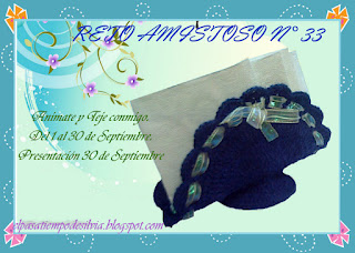 RETO AMISTOSO 33 DE SILVIA!! CUMPLIDO