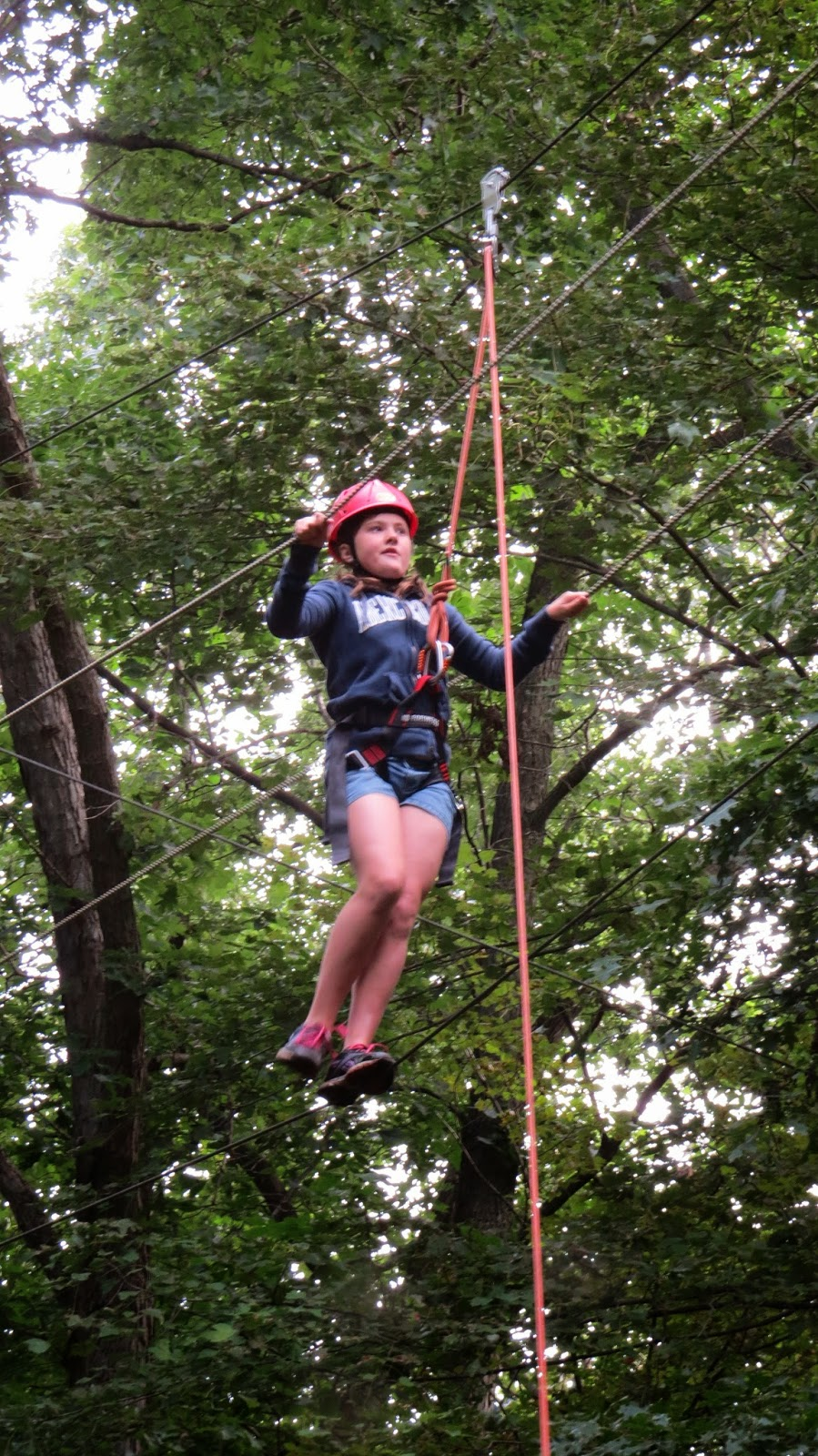 girl scouts western pennsylvania girls benefit from time