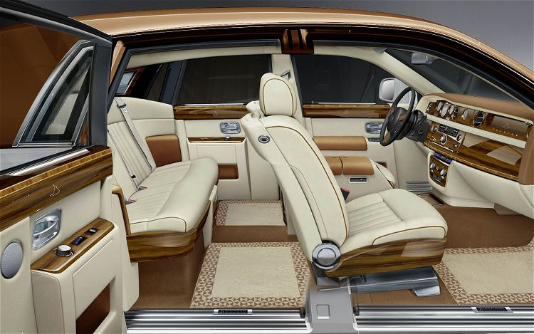 rolls royce phantom interior the car club. Black Bedroom Furniture Sets. Home Design Ideas